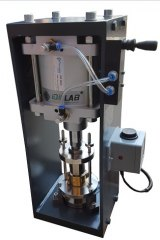 SAMPLE PREPARATION PRESS HEATING SYSTEM...